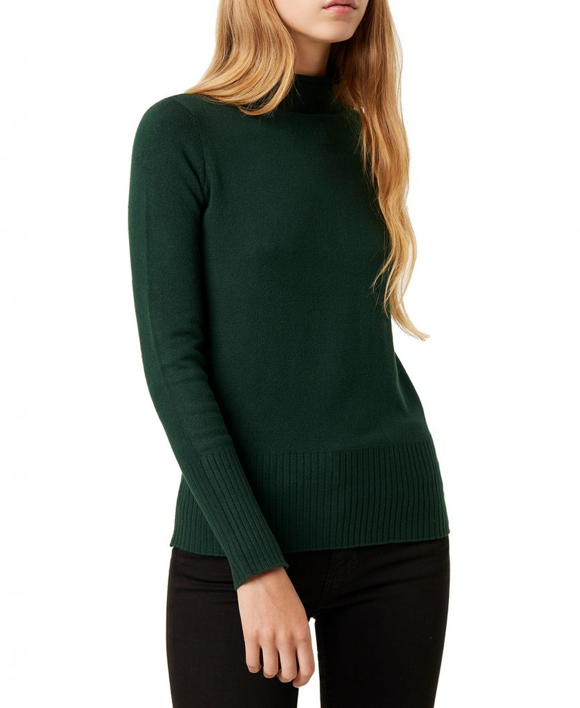 HOW TO STYLE A TURTLENECK TO COMPLIMENT YOUR BODY STYLE